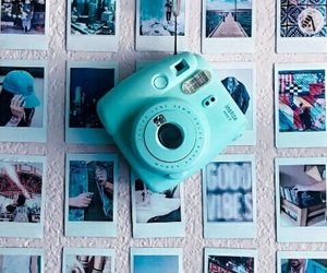blue, camera, and photo image