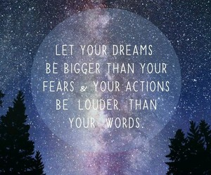 dreams, fears, and screen saver image