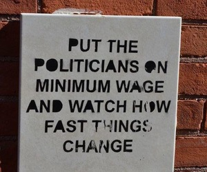 politician, change, and quotes image