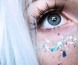 blue, eyes, and tumblr image