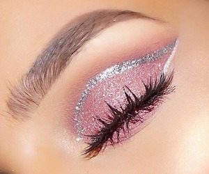 glam, goals, and glittery image