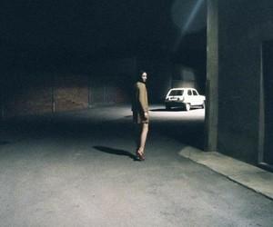 atmosphere, car, and dark image