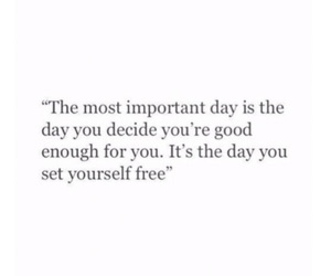 day, let go, and set free image