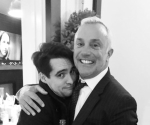 brendon urie, panic! at the disco, and goldfinger image