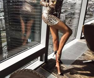 fashion, fashion killer, and skyscrapers image
