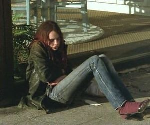 Christiane F and drugs image