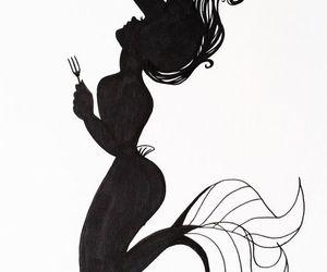 disney, the little mermaid, and la sirenita image