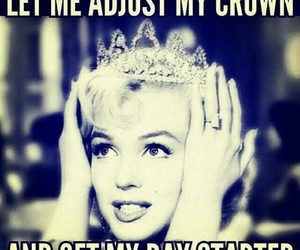 crown, goals, and quotes image