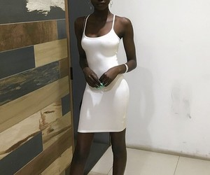 beauty, darkskin, and black women image