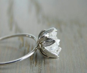ring and diamond image