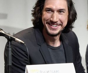Hot and adam driver image