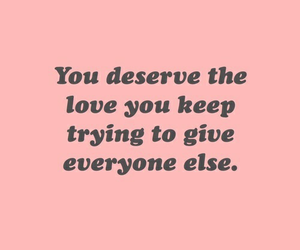 quotes, love, and pink image