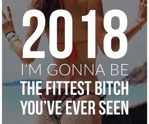 2018, fit, and motivation image