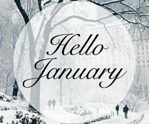 follow, new year, and winter image