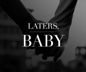 baby and fifty shades image