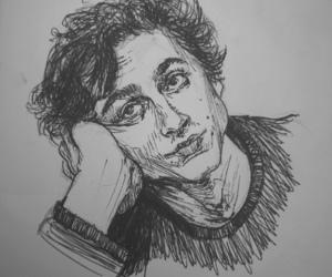 art, drawing, and eli image