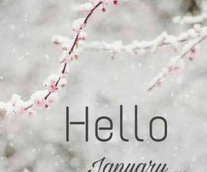 cold, hello, and months image