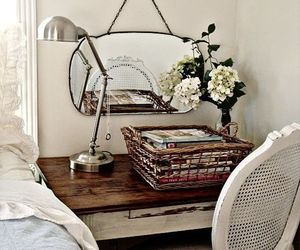 bedroom, farmhouse style, and country living image