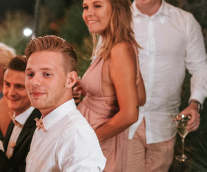 happy, couple goals, and german youtuber image