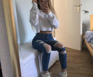 girl, vetements, and post bad image