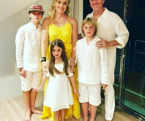 beautiful, family, and luciano huck image
