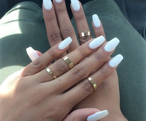 ongles, tumblr, and bijoux image