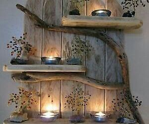 decor, diy, and nature image