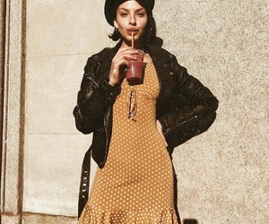 beret, french, and hoops image