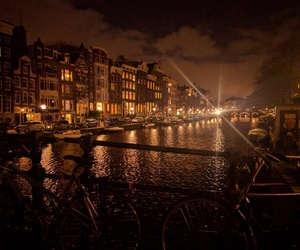 amsterdam, beautiful, and places image