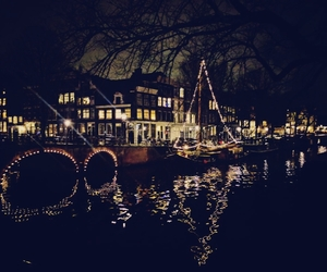 amsterdam, city, and traveller image