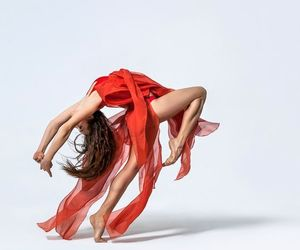 dance, beautiful, and ballet image