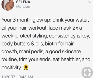 skincare and self care image