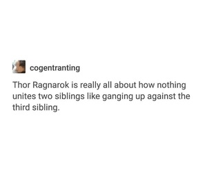 funny, thor, and tumblr image