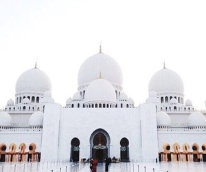 white, travel, and architecture image