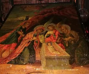 christian, christmas, and church image