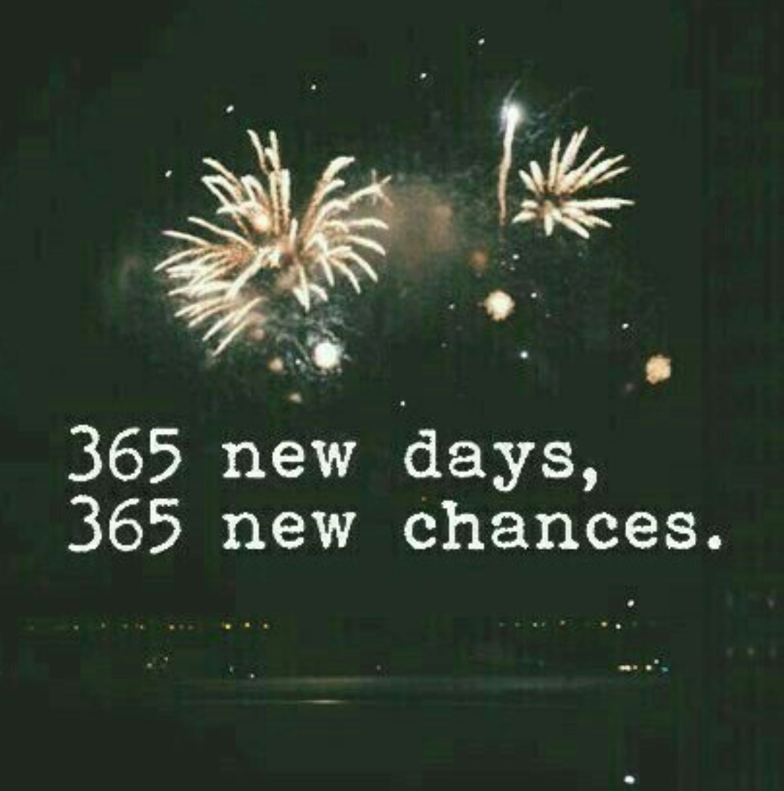 Happy New Year Wallpaper With Quotes: 365 Days Of Change On We Heart It