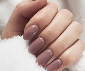 nails, summer, and white image