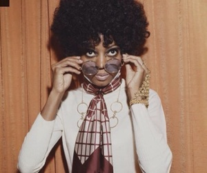 70s, Afro, and princess image