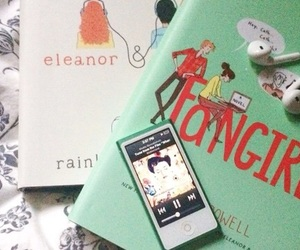 books, fan girl, and love image