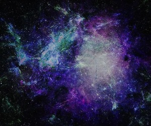 galaxy, nebula, and nebulosa image