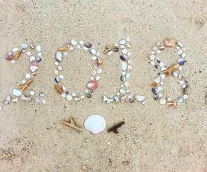 art, beach, and creative image