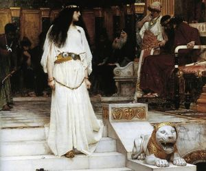 art and john william waterhouse image