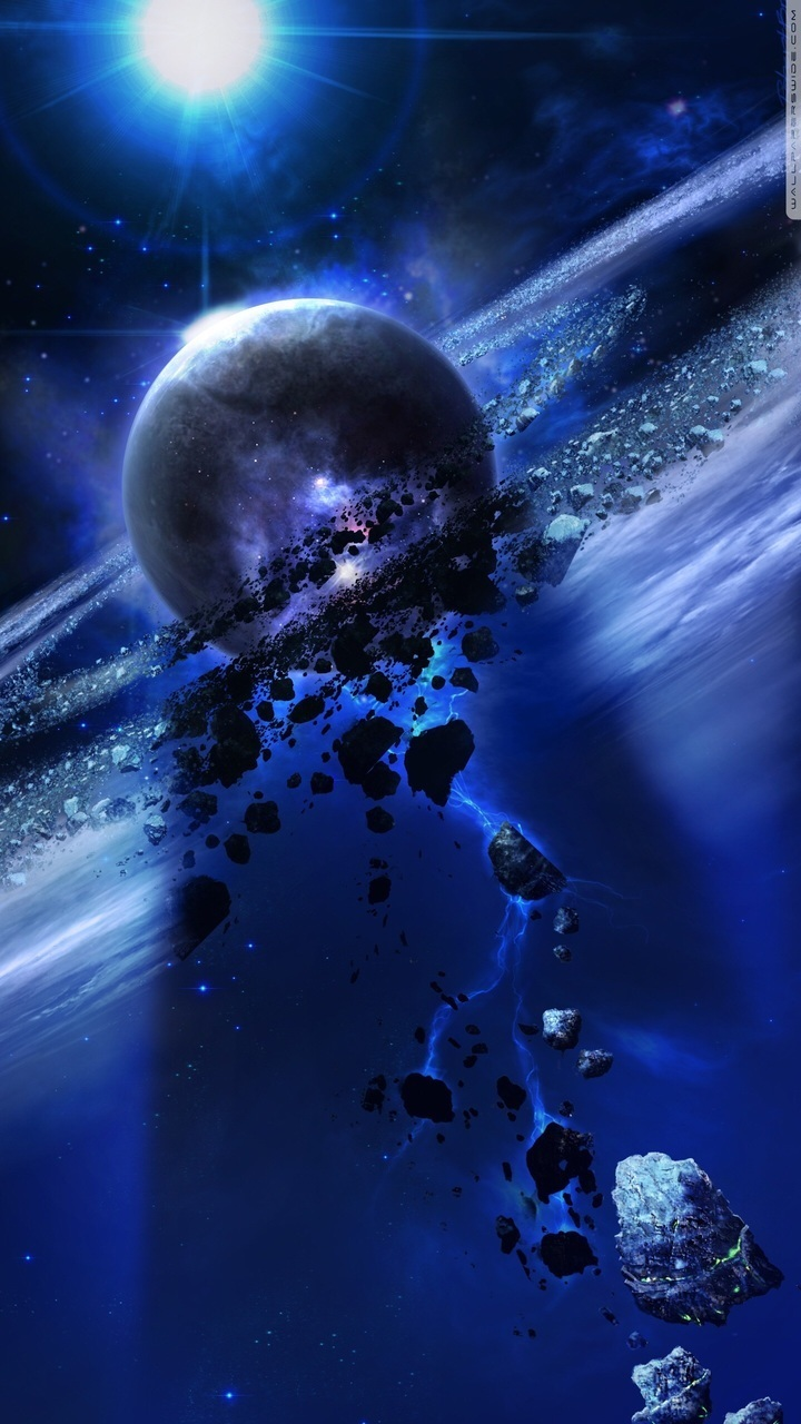 space and universe image