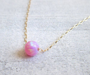 crystal, etsy, and gold image