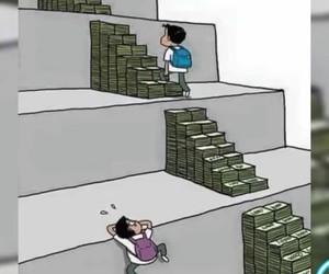 money, life, and true image