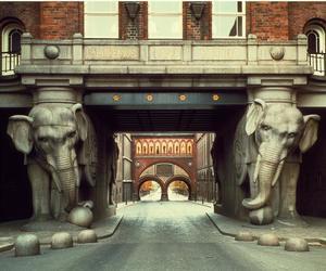 architecture, copenhagen, and denmark image