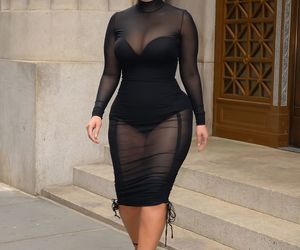 curves, fashion, and style image