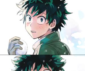 boku no hero academia and bnha image