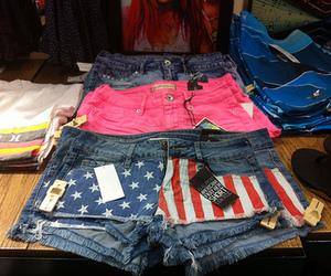 fashion, pac sun, and my shorts image