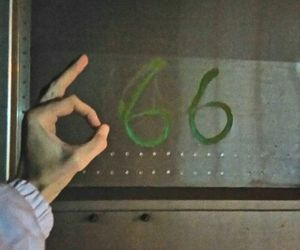 666, aesthetic, and alternative image